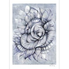 Blomster & Plante plakater - Just Spotted Blue Poster, Henna Designs, Love Art, How To Draw Hands, Art Prints, Illustration, Flowers, Painting, Image