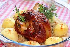 joelho de porco Alemão