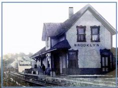 Brooklyn_Station NS - Dominion Atlantic Railway - Flckr - ed  - Neo-Gothic Style architecture  OL