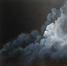 Original Landscape Painting by Isabelle Collett   Fine Art Art on Canvas   Tourmente 3