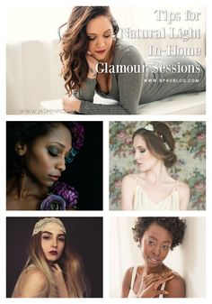 Tips for Natural Light In-Home Glamour Sessions >>> http://www.bp4ublog.com/featured/guest-bloggers/how-to-utilize-natural-light-for-a-glamour-session-in-a-small-home-studio/