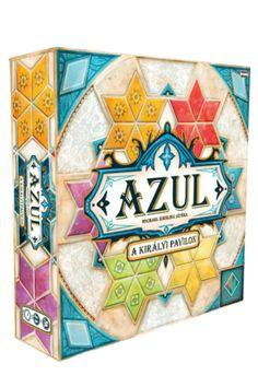 A nagysikerű Azul társasjáték folytatódik, ezúttal királyi megbízásra egyedi pavilon díszítése a feladata a stratégiai játékokat kedvelőknek. #Azul #társasjáték Portuguese Royal Family, Star Show, Blue Tiles, 16th Century, Board Games, Rest, Presents, Marvel, Construction
