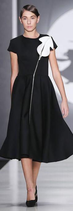 DashaGauser Mercedes-Benz Fashion Week Russia Spring/Summer 2015 Collection #MBFWRussia #Runway
