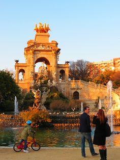 Parc de la Ciudadella Barcelona