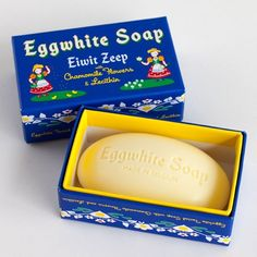 Eggwhite Beauty Soap