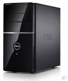Calculator second hand Dell Vostro 220  Dual Core E5200 2,5 GHz, 2 GB, Hdd 250 GB, DVDRW