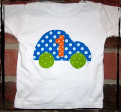 VROOM VROOM Retro Car One-Piece or T-Shirt by thenook on Etsy