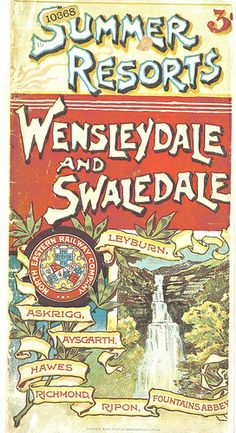 Image taken from page 5 of 'Wensleydale and Swaledale Guide ... Illustrated'