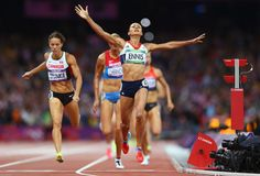 #runners #best #bods 2012 London Olympics: The First 9 Days - In Focus - The Atlantic