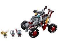 LEGO Wakz' Pack Tracker Instructions 70004, Legends of Chima