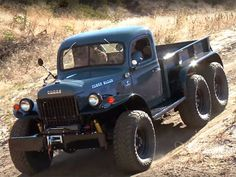 Dodge Power Wagon is Restored into the Ultimate Hill Climber