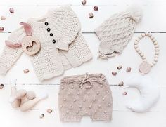 No words for all this prettiness. Makes me clucky for another little girl. Perfection @mreiness  thanks for including our pink bunny organic teether.