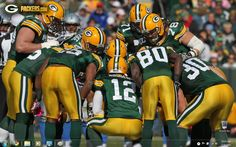 Green Bay Packers Theme for Windows 7 by michaelmke