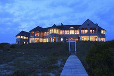 CASTELLO DELLA BALENA  |  Bald Head Island, NC  |  Luxury Portfolio International Member - Wendy Wilmot Properties