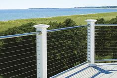 Atlantis RailEasy™ Nautilus - Cable Railing with Stainless Rails