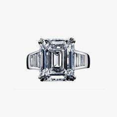 Raiman Rocks 7 carat engagement ring, price upon request, 1stdibs.com