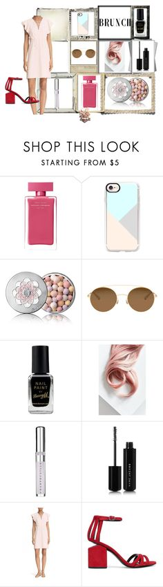 """Mother's Day Brunch Goals"" by simonailiu ❤ liked on Polyvore featuring Narciso Rodriguez, Casetify, Guerlain, Mykita, Barry M, Lime Crime, Chantecaille, Marc Jacobs, The Kooples and Alexander Wang"