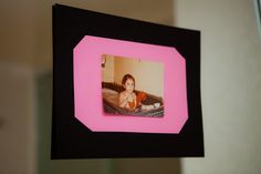 Cute bachelorette party idea: Display funny childhood photos of the bride!