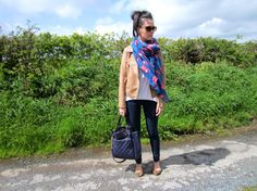 LC's Closet Style Blog, My Style, Scarf Styles, Duster Coat, Dolls, Jackets, Closet, Fashion, Baby Dolls