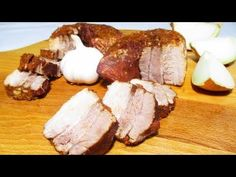 Charcuterie, Smoked Pork, Pork Belly, I Foods, Onion, Homemade, Make It Yourself, Meat, Youtube