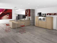 Idées pour une cuisine design et minimaliste sur