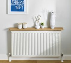 Floating hallway shelf radiator cover with shelves beautiful oak radiator shelf floating solid oak of radiator Decor, Oak Furniture, Hallway Shelf, Radiator Shelf, Solid Oak, Wood Shelf Brackets, Oak Shelves, Oak Floating Shelves, Solid Oak Furniture