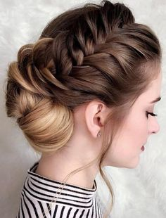Best Hairstyle for Young Girls in Spring 2018