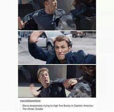 XD Poor Steve. . .