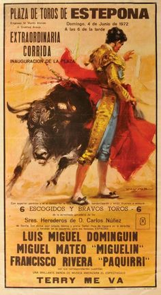 Details about Bullfighting – Plaza De Toros Pamplona Canvas Art Poster Bullfighting – Plaza De Toros Pamplona Canvas Art Poster - Art Of Equitation Pin Up Posters, Cool Posters, Event Posters, Vintage Cartoons, Vintage Ads, E46 325i, E46 Touring, Brush Drawing, Kunst Poster