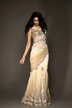 Asian Wedding Ideas - A UK Asian Wedding Blog: Lust Worthy Designer Wear ~ Kisneel By Pam Mehta {part 1}