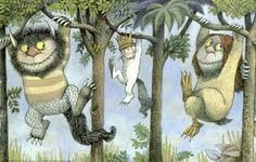 Children's book author / illustrator Maurice Sendak took us on a wild ride. He will be missed. Maurice Sendak, Art And Illustration, Book Illustrations, Doodle Google, Images Google, Art Google, Good Books, My Books, Reading Books