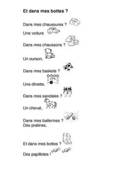 comptines Noël - la maternelle de Camille French Poems, French Quotes, Core French, College Classes, Teaching French, Learn French, Nursery Rhymes, Holidays And Events, Kids Christmas