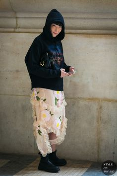 Clara Cornet by STYLEDUMONDE Street Style Fashion Photography