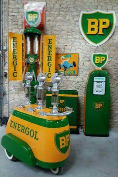 Original British Petroleum Collection