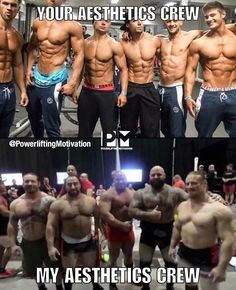 da6f8ae896185f The physical difference between bodybuilders and powerlifters. A real life  example of the other infographic posted on this board regarding bodybuilders  and ...