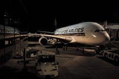 A SIA A380