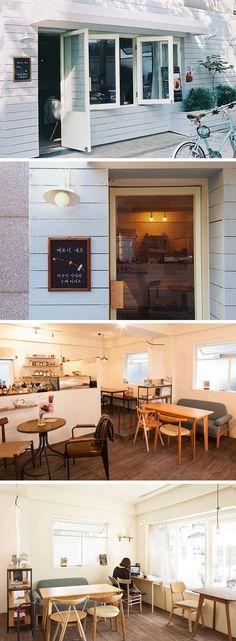 [No.40 메르시네코] 일본 가정식 식당 인테리어 10평, 모던 빈티지 디자인
