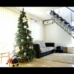242   ウィリーバグ/モノトーン/クリスマス/クリスマスツリー/シンプルモダンインテリア/シンプルモダン…などのインテリア実例 - 2014-12-17 17:34:45 | RoomClip(ルームクリップ)