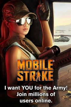 #1 Modern War Game on Android. Play Free!