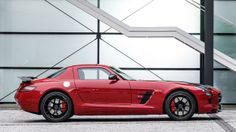 The wild one:  SLS AMG GT Final Edition