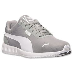 Men's Puma Fallen Casual Shoes - 18827402 GWT | Finish Line