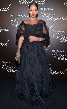 113b2814b5ba Rihanna Is the Ultimate Carat Queen of Cannes—Get a Closer Look at Her  Chopard Jewels!