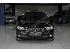 BMW 5 Serisi 5.25d xDrive EREN OTOMOTİV'DEN 2012 BMW 5.25 X DRİVE COMFORT BAYİ ÇIKIŞLI.