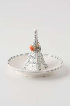 Eiffel Tower Ring Dish | Anthropologie.eu