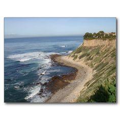 Palos Verdes, California Postcard