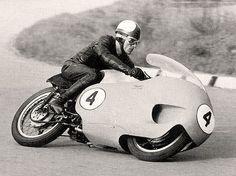 Moto Guzzi V8 at speed …