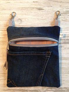 (P35) Jeans heuptasje door www.tofstofcreaties.nl
