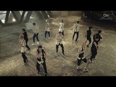 ▶ EXO_으르렁 (Growl)_Music Video_2nd Version (Korean ver.) - YouTube had too watch it without you kalli! Ive waited long enough!