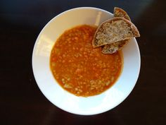 Vegaanihaaste - Massua lämmittävä linssikeitto 31, Ethnic Recipes, Food, Essen, Meals, Yemek, Eten