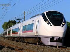 鉄道写真集・JR東日本(特急型車両)